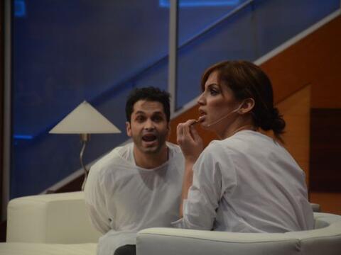 Mateo y Laura no están locos es solo parte del duelo que les toc&...