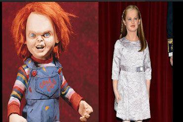 """Otro más hacía alusión a que Chucky """"El Muñeco Diabólico"""" y Anabelle, ya..."""