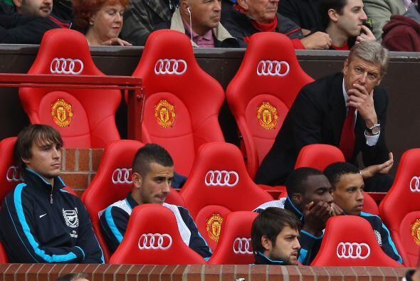 Pero después del 8-2 que le metió Manchester United a los 'Gunners', tod...