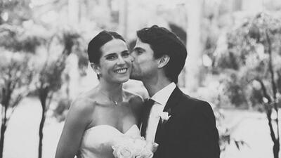 Por primera vez, Karla Souza presume a su marido (en foto)