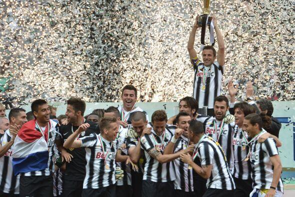 Italia vivió el resurgir de uno de sus equipos más históricos, la Juvent...