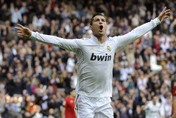 Cristiano Ronaldo: velocidad, calidad, fútbol y gol. Siempre se l...