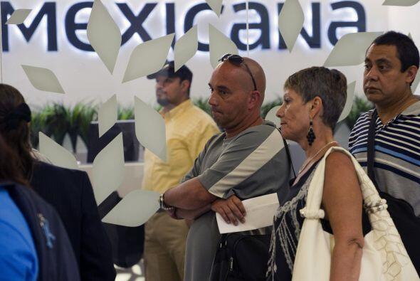 La aerolínea Mexicana de Aviación ha tenido un largo periodo de bajas, p...