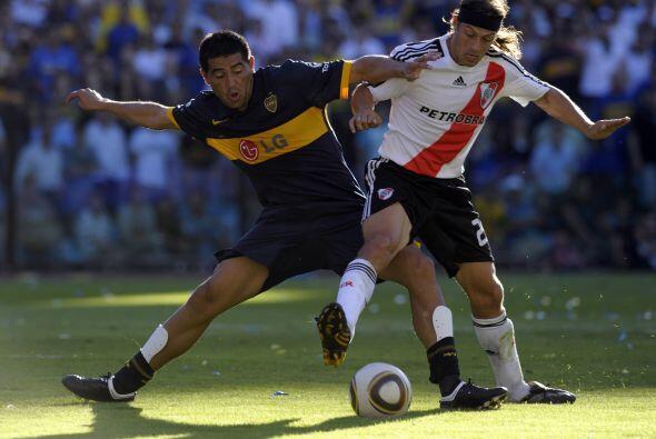 Riquelme no salió a jugar el segundo tiempo y Boca no generó peligro. En...