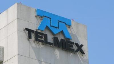 Telmex, que controla aproximadamente el 80% de las líneas telefónicas fi...
