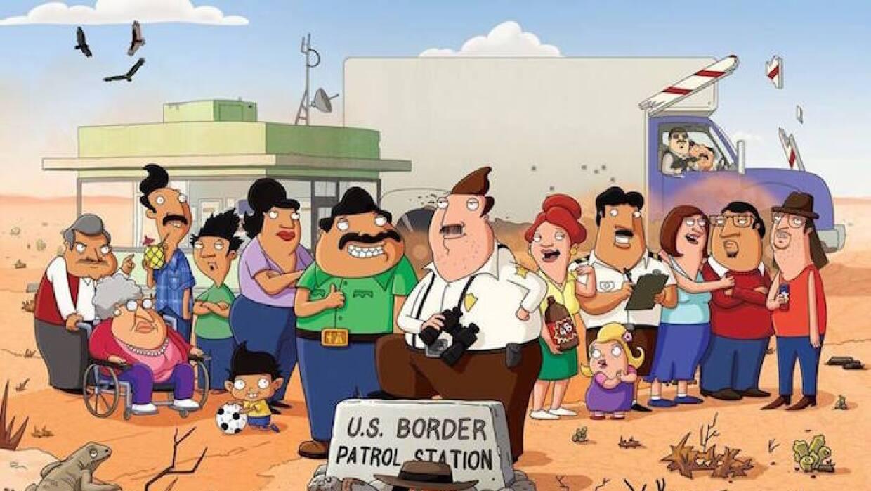 Bordertown, comedia animada sobre inmigración hispana