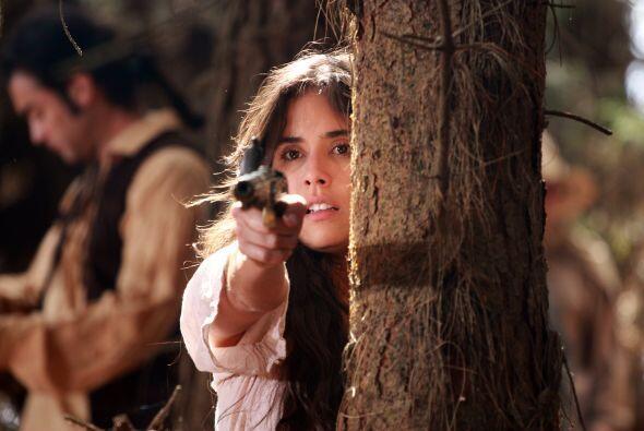 En la era colonial, la mujer era ninguneada y atropellada. Eso hasta que...