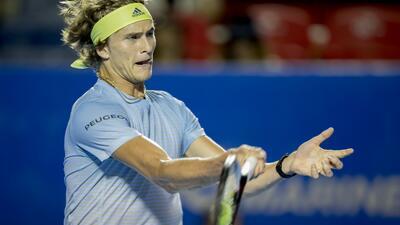 Los favoritos responden al reto y pasan a cuartos en Abierto Mexicano de tenis en Acapulco