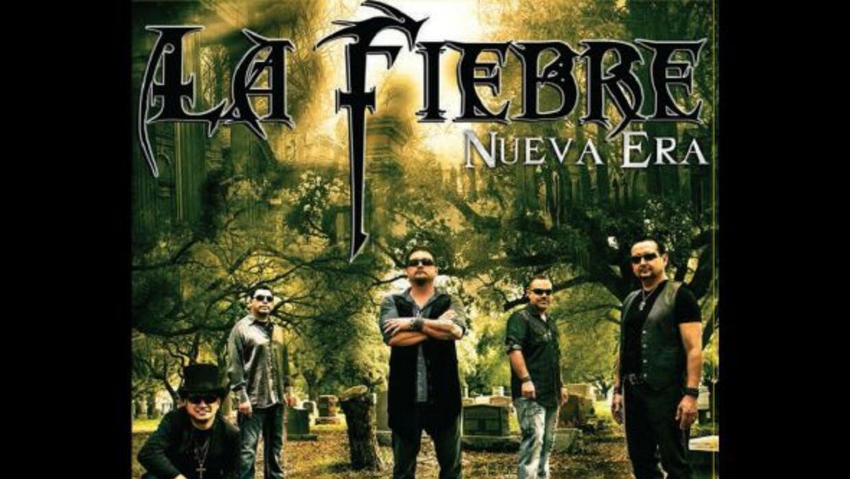 El grupo Tejano La Fiebre ofrece un concierto unplugged, el cual será tr...