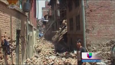 Chicago se solidariza con Nepal