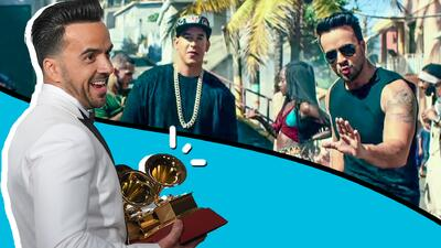 'Despacito' wins big at Latin GRAMMY but, where was Daddy Yankee?