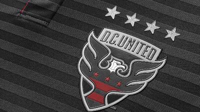 DC United nuevo uniforme temporada 2018