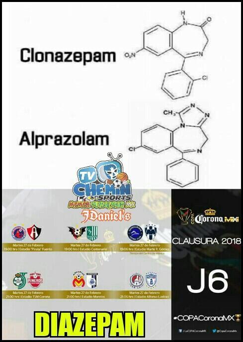 La Liga de Campeones y la Copa MX desde los memes más divertidos 2837969...