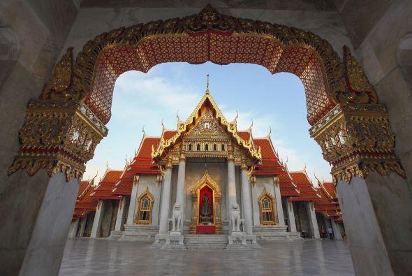 Bangkok (Tailandia)      Según los expertos, esta ciudad podría hundirs...