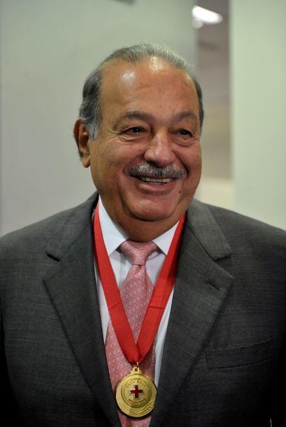 Al parecer Carlos Slim está comprometido con México, pa&ia...