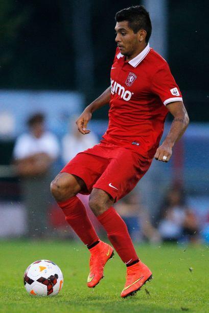'El Tecatito' Corona es uno de los favoritos del  FC Twente. Su desempeñ...