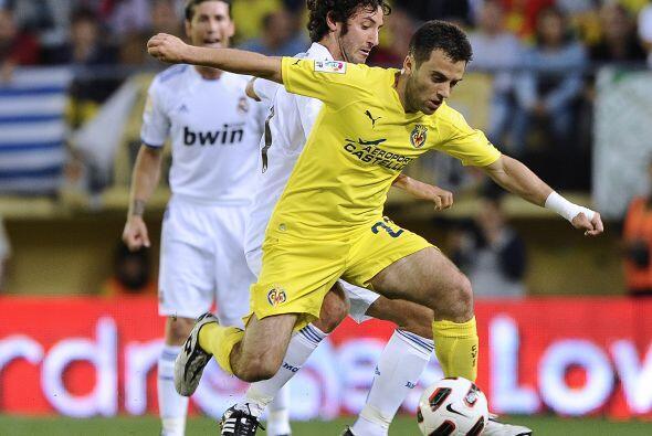 El duelo se disputó en el estadio El Madrigal, casa del 'Submarino Amari...