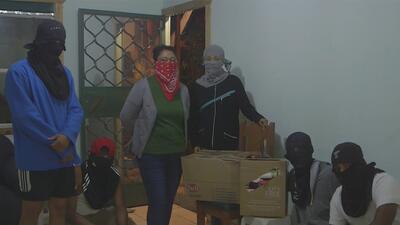 'Juntos somos un volcán', el grupo que busca ayudar a refugiados nicaragüenses en Costa Rica