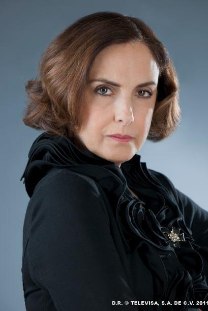 """También hizo de las suyas en la telenovela """"Rafaela"""", en donde interpret..."""