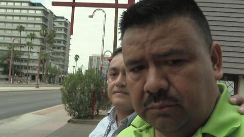 Antonio Velásquez, un conocido pastor y activista comunitario luc...