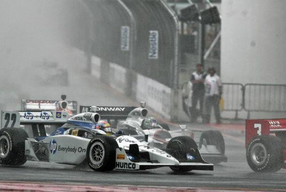 La lluvia fue el enemigo en la edición 2011.