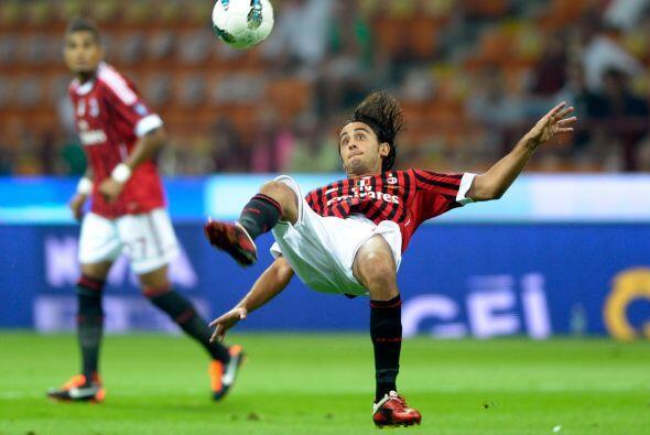 Parece que en el inicio del 'Calcio'  hubo competencia de saltos.