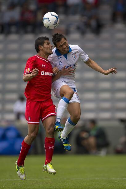 -El sábado 16 jugaron un partido amistoso vs. Querétaro y ganaron 3-0 el...