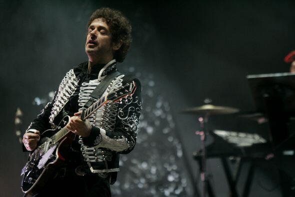 Este fue el último concierto que el argentino Gustavo Cerati ofreció el...