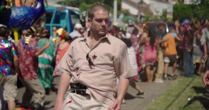 Ramon Avendano en El Chapo
