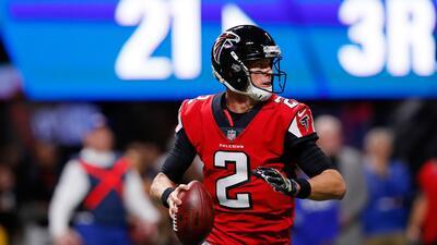 Los Falcons superaron a los Cowboys que sufrieron sin 'Zeke' Elliott