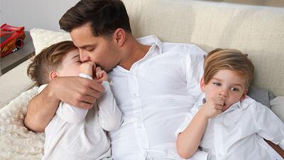 Una de mis grandes responsabilidades es que mis hijos aprendan lo que si...