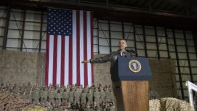 En visita sorpresa de Obama a Afganistán, el nombre del director de la C...