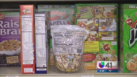 ¿Sabes cómo leer una etiqueta nutricional?