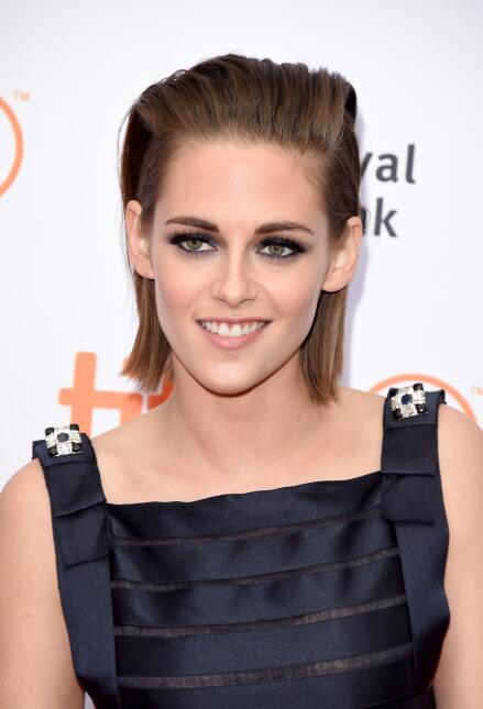 Kristen Stewart en el festival de cine de Toronto.