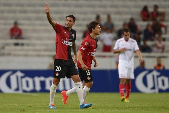 Rodrigo Millar: El mediocampista del Atlas, anotó el gol con el que su e...