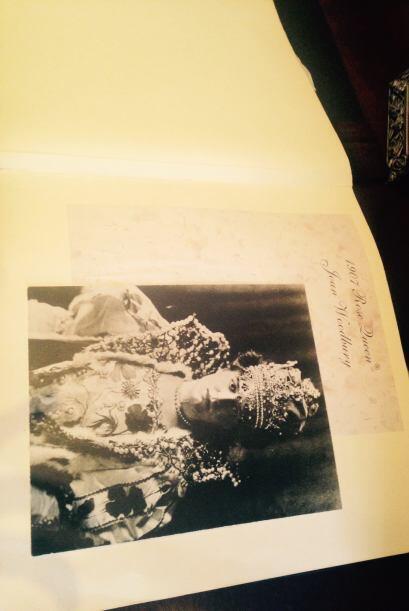 Por más de un siglo, hermosas damiselas y su corte engalanan el c...