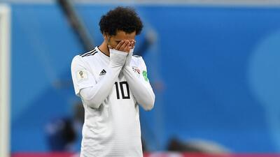Luis Omar Tapia llamó 'pecho frío' a Salah y pidió mesura con las apreciaciones hacia Rusia