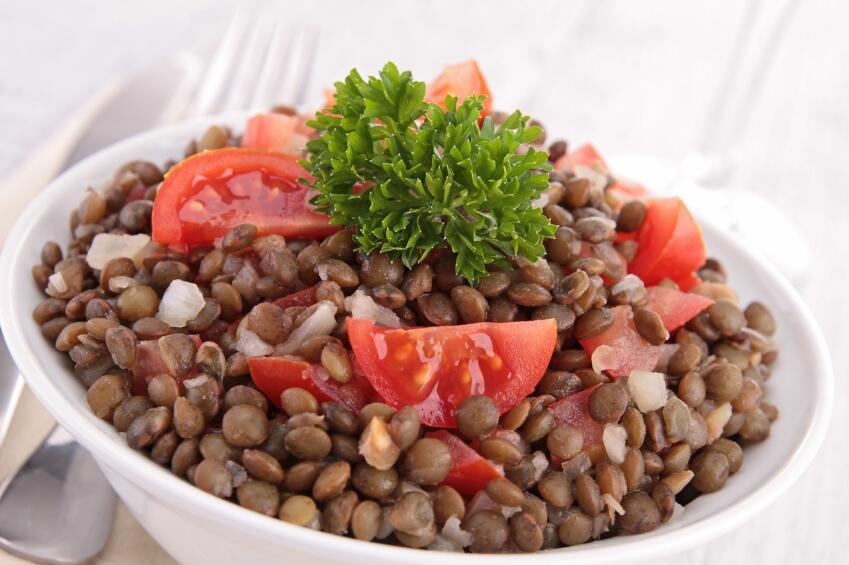 Siete fuentes de proteína vegetal