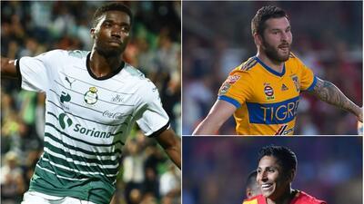 Luego de 10 jornadas de la Liga MX, así va la tabla de goleo