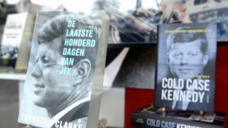 Las librerías de EEUU se han cargado de ejemplares sobre el día del ases...