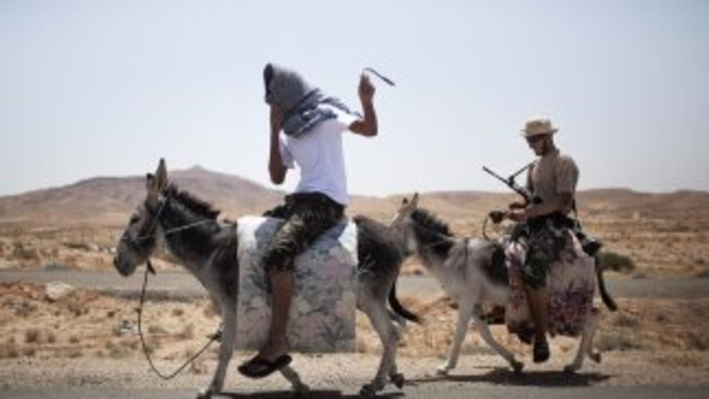 Los insurgentes sufren problemas de coordinación y tienen divergencias d...