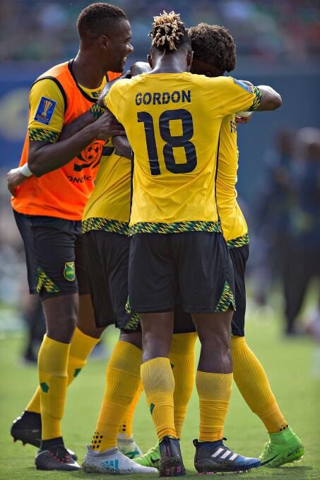 Jamaica inicia la Copa de Oro con triunfo sobre Curazao Mex Romario Will...