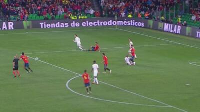 Sterling, ¿una víctima más de Sergio Ramos?