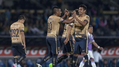 Pumas 3-2 Jaguares: Pumas se despide de la Copa MX con triunfo sobre Chi...