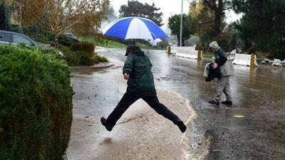 Lluvias y vientos se acercan al sur de California