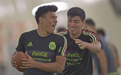 Listos los 23 jugadores del Tri para la Copa Oro 2017