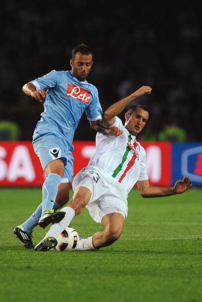 El central de la Juventus fue de lo más rescatable en el empate de la 'V...