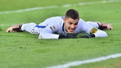 El Inter empata ante Atalanta y el Nápoles podría reforzar su liderato en Italia