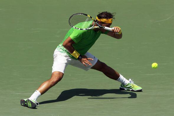 No obstante la derrota, Nadal continúa al frente de los jugadores con má...