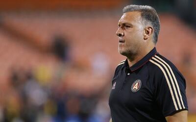 Gerardo Martino, técnico del Atlanta United
